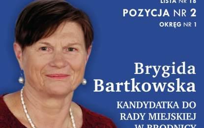 Brygida Iwona Bartkowska