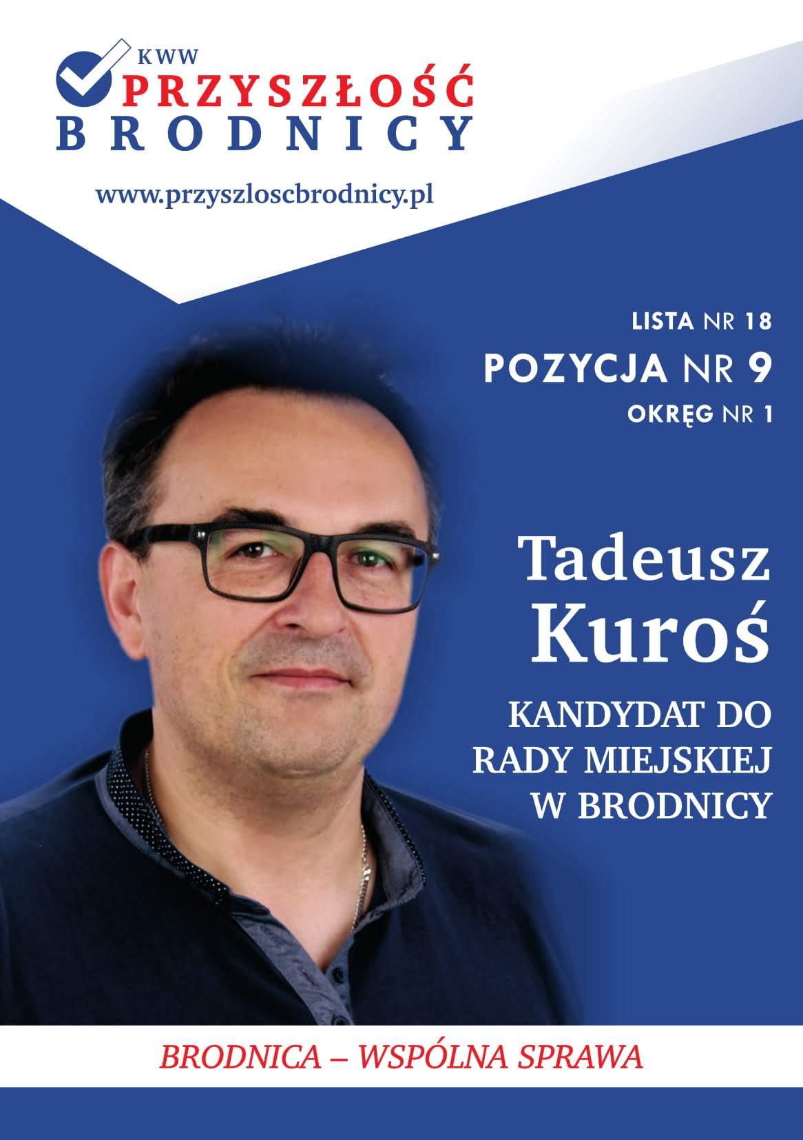Tadeusz Kuroś