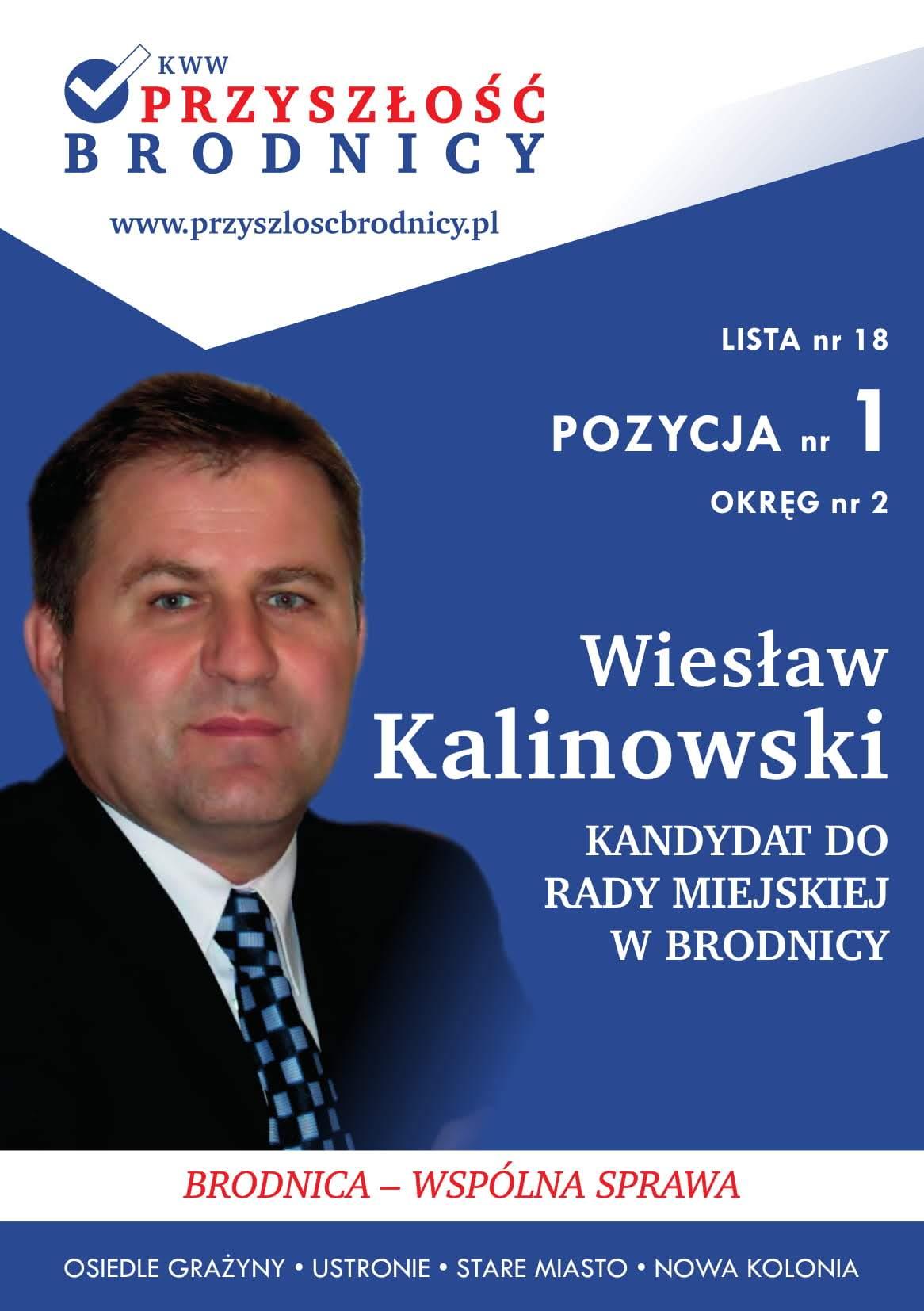 Wiesław Kalinowski