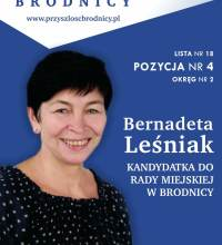Bernadetta Leśniak
