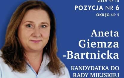 Aneta Giemza-Bartnicka