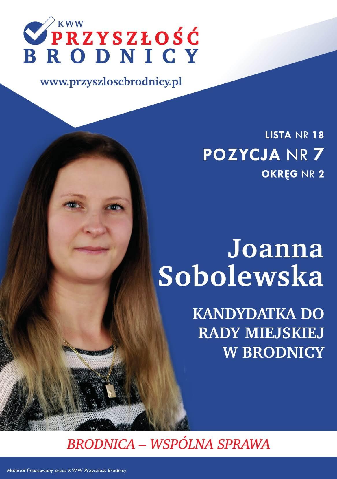 Joanna Sobolewska