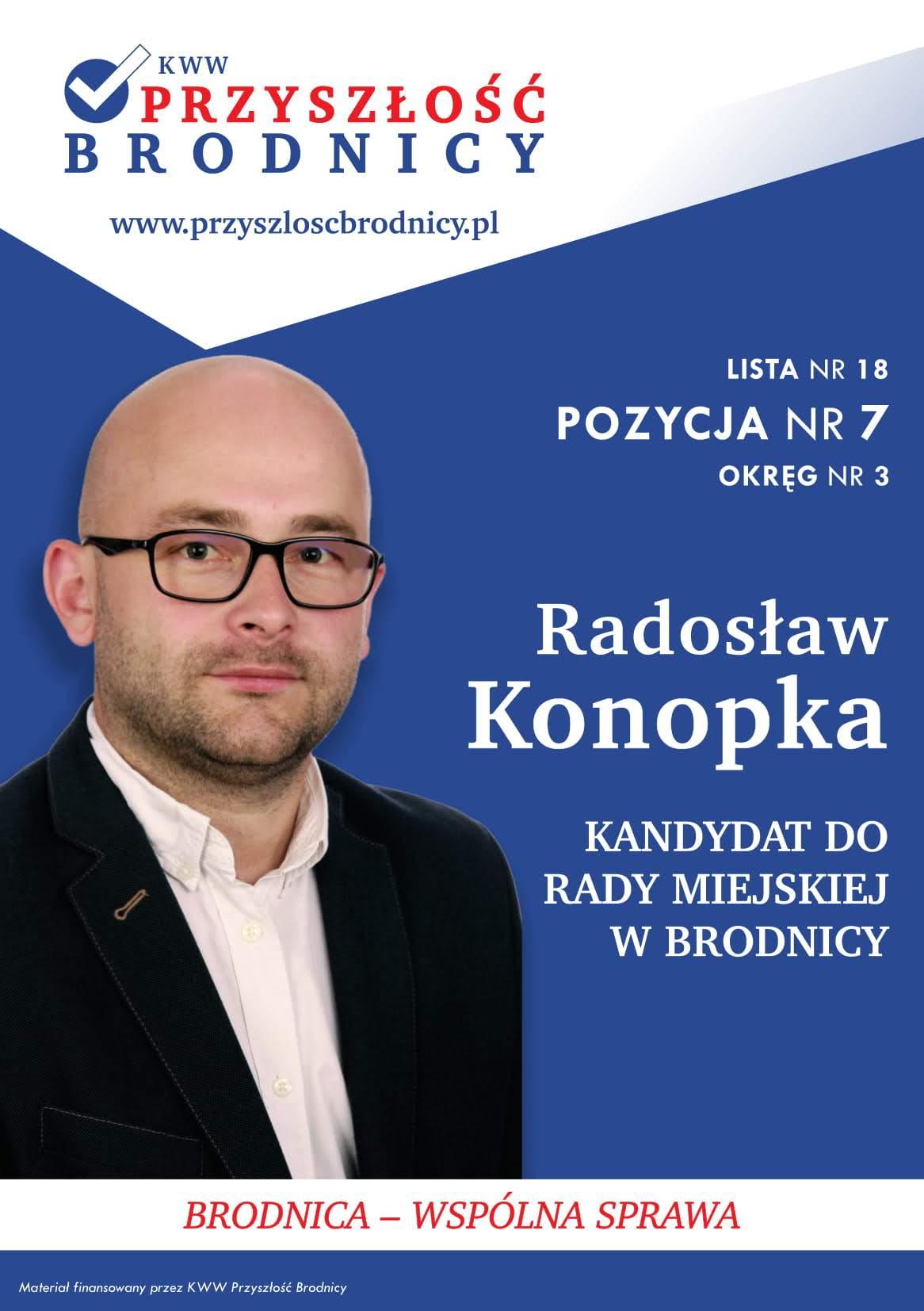Radosław Konopka
