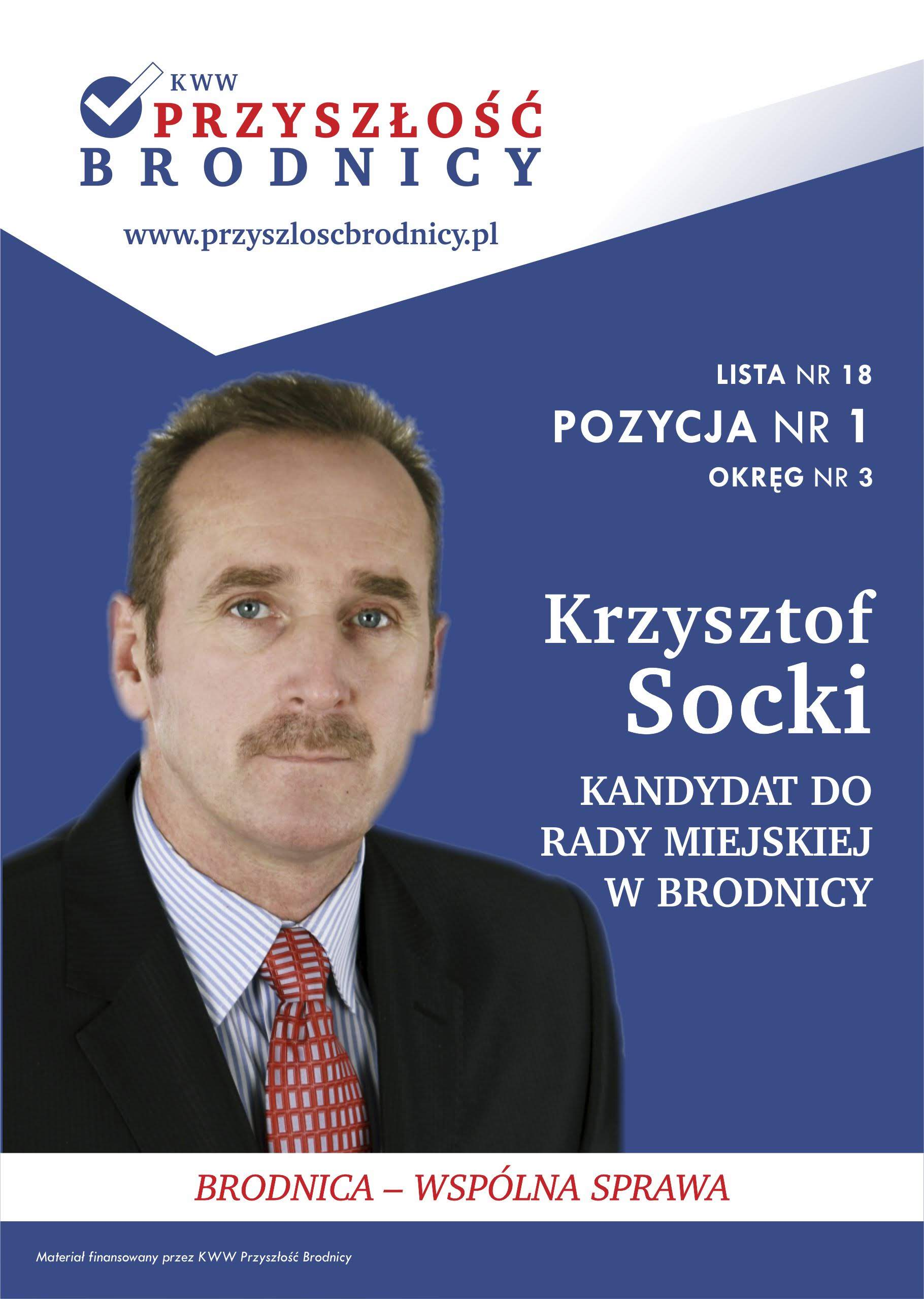 Krzysztof Socki
